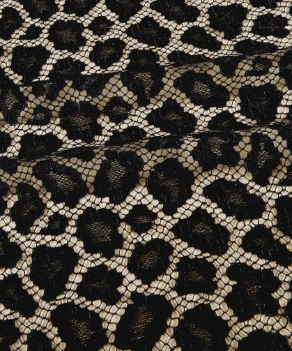 Shiny Leopard  85 cm - Sophie Hallette
